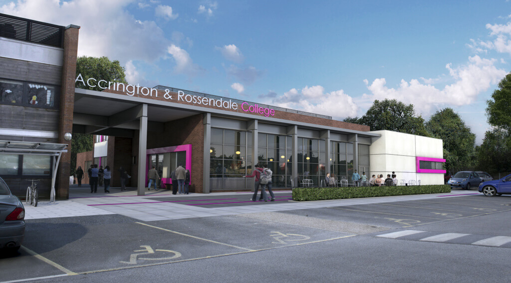 Accrington and Rossendale College (c)Union Architecture
