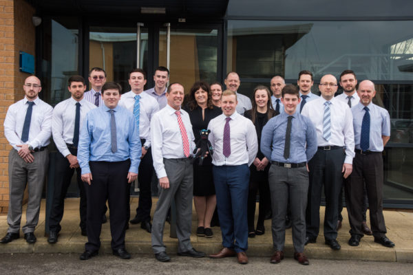 The team at Steven A Hunt and Associates