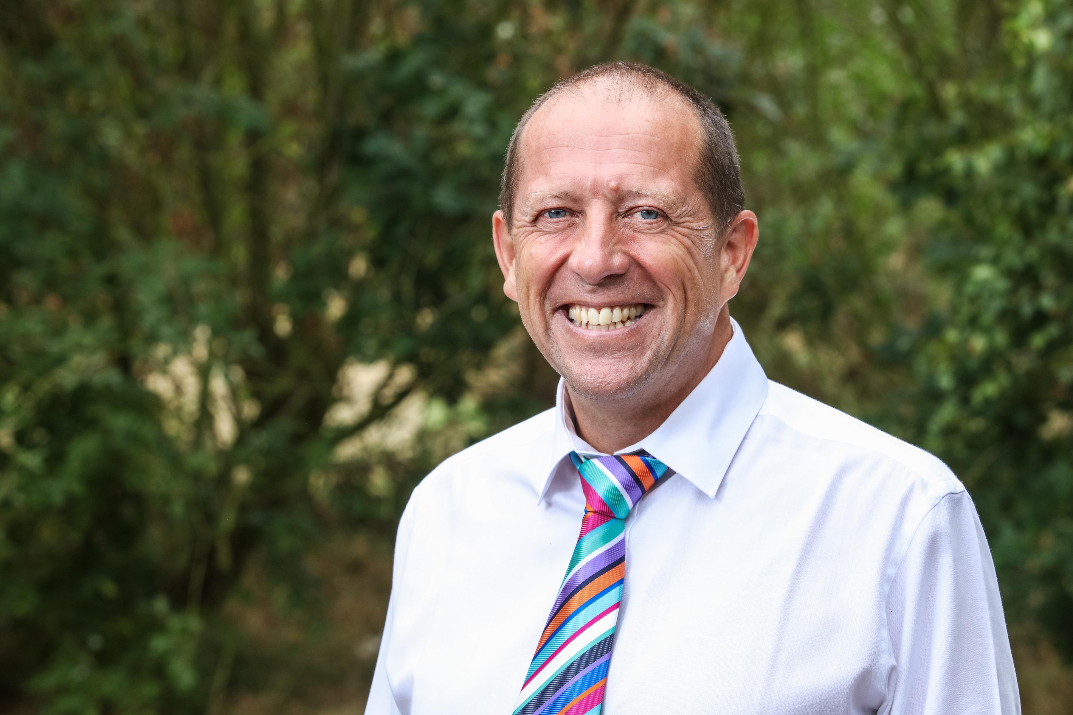 Steve Hunt of Steven Hunt & Associates