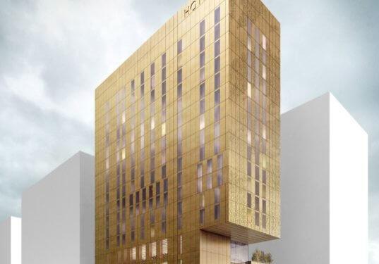 NEW CGI of Paddington Village Hotel in KQ Liverpool
